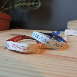 Duo bracelets supers pouvoirs