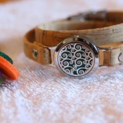 Bracelet aroma diffuseur