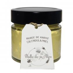 Nuages de karité Calendula et miel 200ml