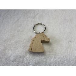 Porte-clés Tête de cheval